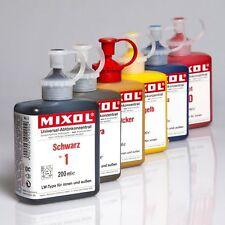 Mixol G-6 Satz Abtönfarbe Abtönkonzentrat Pigment 6 x 200ml