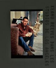 Keanu Reeves - 1990's original press slide