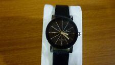 Reloj de Pulsera Damas/Niñas Reloj de cuarzo movimiento de Japón Correa Negra