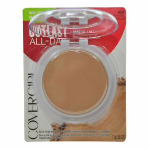 2 pack CoverGirl Outlast All-Day Matte Finishing Powder 810~ 830, OR 850