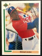 1991 Upper Deck Michael Jordan Baseball RC #SP1 Chicago White Sox NBA HOF