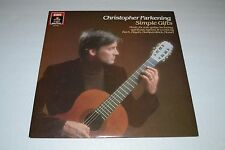 Christopher Parkening~Simple Gifts~EMI Angel DS-37335~Bach, Haydn, Mozart