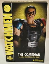 NEW DC DIRECT WATCHMEN THE COMEDIAN 1:6 Scale Large Collector Figure SEALED NIB