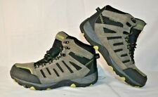 Men's Wolverine Mountain Leather Mid Height W08381 Lace Up Hiking Boots Size 9M