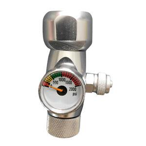 Tank Aquarium CO2 Regulator Check Valve Aquarium Equipment Adjustment Valve