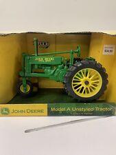 Ertl John Deere 1934 Model A Die Cast Tractor New in Box 1:16 Scale  #15869