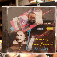 London Philips Presents the HARMONY HOUSE Classical Sampler RARE CD *NEW SEALED*