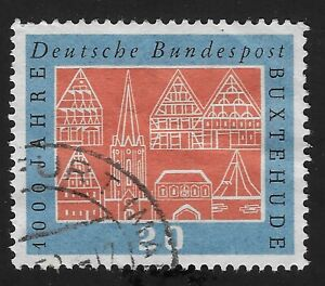Germany 1954 1000th Anniversary of The Town of Baxtehude (FBX)