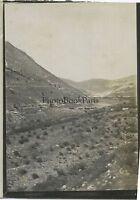 Siria Siria Valle Del Yarmouk 1909 Foto Vintage Analogica 6x9cm