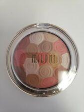 Milani Illuminating Face Powder~ Highlighter, Bronzer & Blush Amber Nector 01