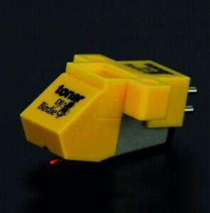 Tonar Birdie DJ Disco Cartridge 5 mV output  - Yellow (2994)
