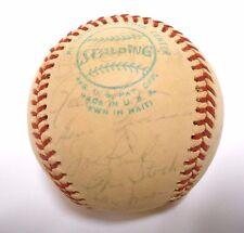 Rollie Fingers Oakland Athletics Signed Hof Omlb Baseball Mlb Sweet Spot Baseball-mlb