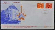 Nederland - 1967 Ter gelegenheid van geboorte erfprins van Oranje  (0667-1)