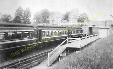 Ickenham Railway Station Photo. Ruislip - Hillingdon. Harrow to Uxbridge. (3)