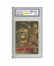 2003 ALBERT PUJOLS Cardinals 23K GOLD Signature CARD - GEM-MINT 10 *LOT of 5*
