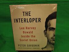 The Interloper: Lee Harvey Oswald Inside the Soviet Unionby Peter Savodnik