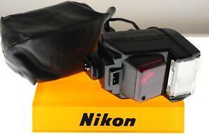 Nikon SB-22 Speedlight flashgun. Nikon SLR. MINT- condition. +case.