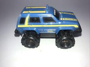 Vintage Stomper 4 X 4 Toyota Tercel SR5 All Terrain Vehicle Truck Rare Black Rim