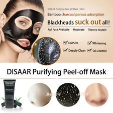 Deep Purifying Black Peel Off Charcoal Mask Facial Cleansing Blackhead Remover