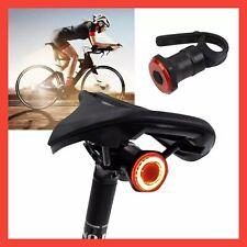 Luce posteriore per bici a led ricaricabile usb bicicletta faro fanale bike mtb