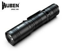 New Wuben E10 OSRAM P9 1200 Lumens LED Flashlight Torch