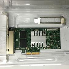 IBM 49Y4242 49Y4241 Intel I340-T4 Quad Port Ethernet Gigabit PCI Network Adapter