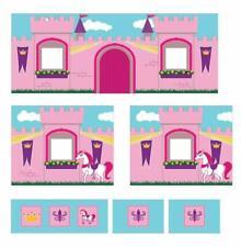 Dhp Curtain Set For Junior Loft Bed With Princess Castle Design
