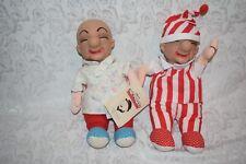Mr. Magoo Doll in Pajamas The Original 1989 & McGoo Elf Collectible
