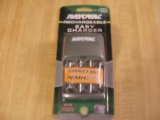 Rayovac Ps131D Easy Charge Aa Aaa 2 or 4 Battery Charger Ni Mh