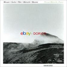 Mozart · Scelsi · Pärt · Bärtschi · Busoni | CD | NM (near mint) | 1992 | ECM