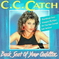 (CD) C.C. Catch - Back Seat Of Your Cadillac - Soul Survivor, Heartbreak Hotel