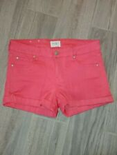 CELEBRITY PINK  coral colored Casual Shorts Size 5/27