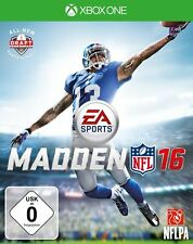 Madden NFL 16 pour Xbox One - EA Sports Football Version Allemande