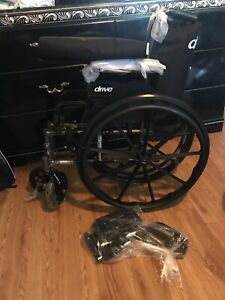 "Brandnew Drive 18"" Wheelchair"