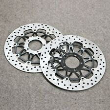 Front Brake Disc Rotor Fit for Ducati 749 796 848 899 998 999 R S Monster 1100 S