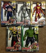 Lot Of (5) Avengers With wrong sound effects manufacturer error