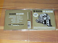 THE SELECTER - LIVE INJECTION / ALBUM-CD 2016