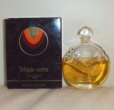 LANCOME MAGIE NOIRE 50 ml 1.7 FL. OZ Eau De Toilette Perfume Bottle