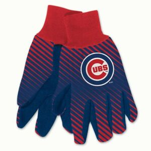 Chicago Cubs Adult Two Tone Gloves