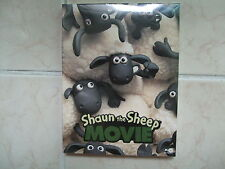 Shaun The Sheep Movie (2016, Blu-ray) Full Slip Case Edition