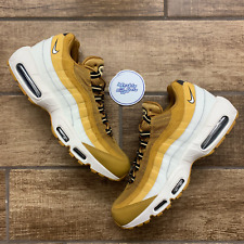 Nike Air Max 95 Essential Wheat White Celestial Gold AT9865-700 Multiple Sizes