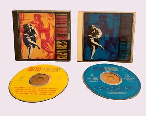 Guns N' Roses Use Your Illusion I and II - 2 x CD (1991) Retro Cd Album 90s