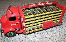1:24 DANBURY MINT 1938 GMC COCA-COLA DELIVERY TRUCK COKE DRINK BOTTLES VINTAGE