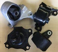 9R1500s 4pc Motor Mounts fit Automatic SEDAN 2001-2005 Honda Civic 1.7L Engine
