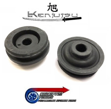 New Kenjutsu Top Radiator Mount Rubbers Pair - For R34 Skyline GTT RB25DET Neo