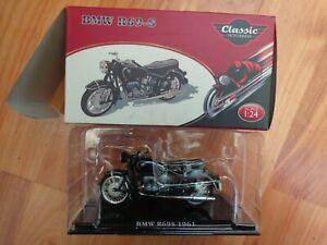 1/24 ATLAS IXO CLASSIC MOTOR BIKES - BMW R69S 1961 BIKE MOTORCYCLE