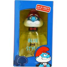 Smurfs by  Papa Smurf EDT Spray 3.4 oz Blue Style
