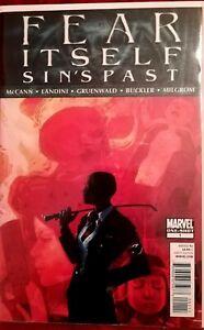 °FEAR IT SELF: SIN'S PAST #1° The Origin of Sin US Marvel OneShot 2011