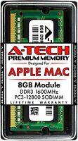 8GB PC3-12800 DDR3 1600MHz SODIMM Memory RAM for APPLE MacBook Pro iMac Mac Mini