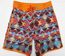 THE NORTH FACE Whitecap BOARDSHORT 25.4Cm SURF Stretch Shorts TRIANGOLO ROSSO